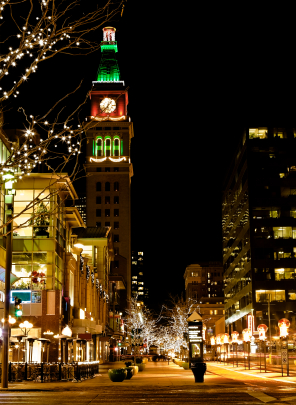 16th Street Mall - Downtown Denver